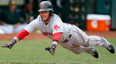 Chaim Bloom says the polite thing on Pedroia