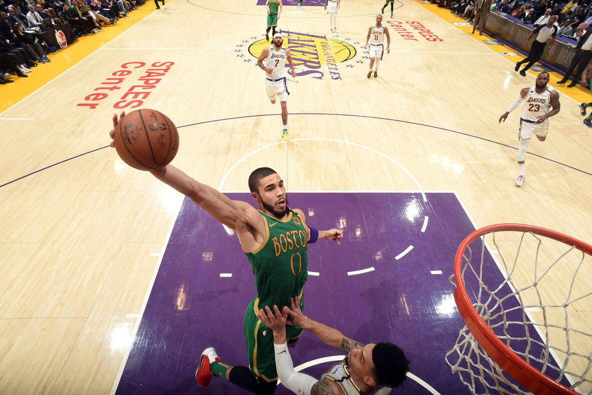 Are We Headed For Another Celtics vs Lakers NBA Finals?