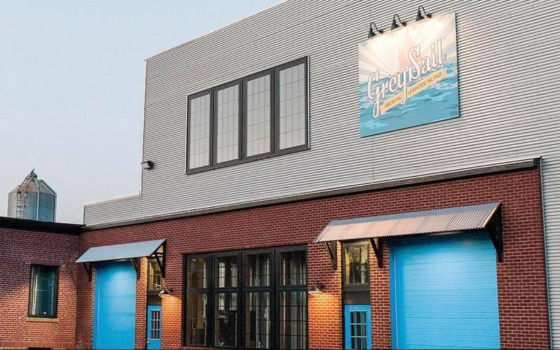 This Rhode Island Brewery Is Located In A Former Macaroni Factory