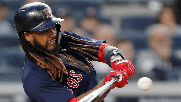 Hanley Ramirez and Terry Francona are united again!