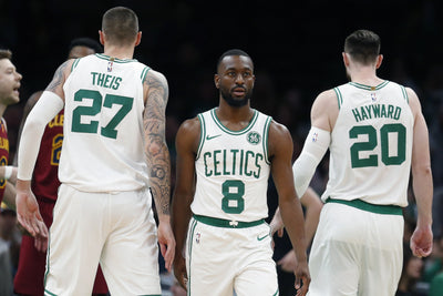 Celtics drop their opener. So what?