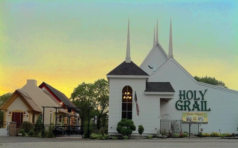 Visit The Irish Pub In New Hampshire That Was Once A Catholic Church