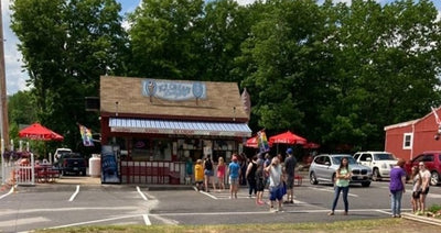 This Tiny NH Ice Cream Stand Serves Delightfully Massive Treats
