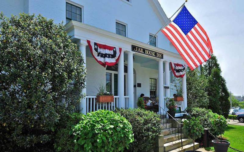 This Charming Newport Inn Was Once A Historic Jailhouse