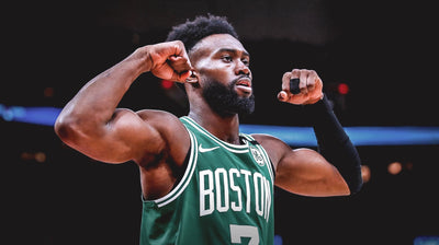 Jaylen Brown receives high praise from a good coach