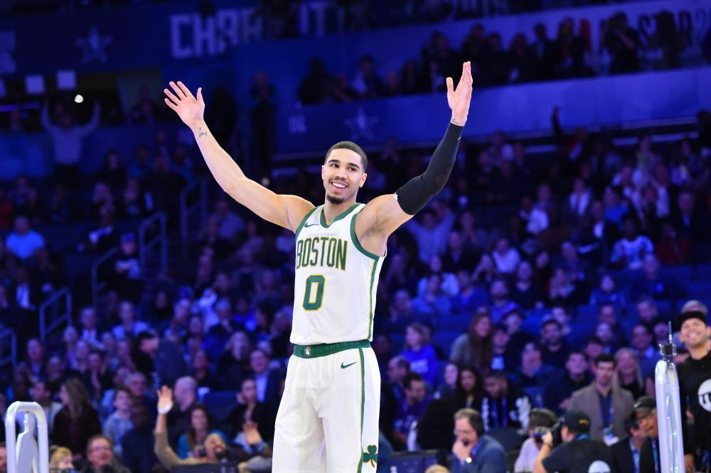 Jayson Tatum wants to spend his career in Boston