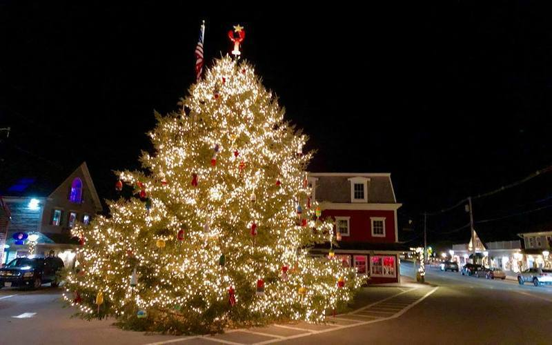 Experience A Special Seaside Holiday In Kennebunkport, Maine