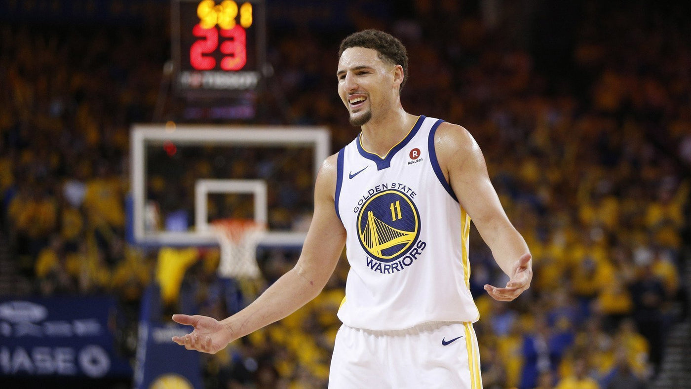 Klay Thompson praises the Celtics
