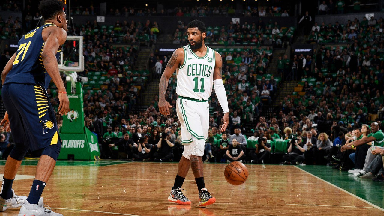 Kyrie Irving won't play against the C's on Friday