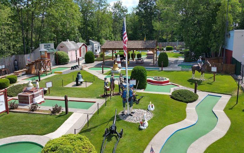 Where To Play Mini Golf Around Greater Boston This Summer