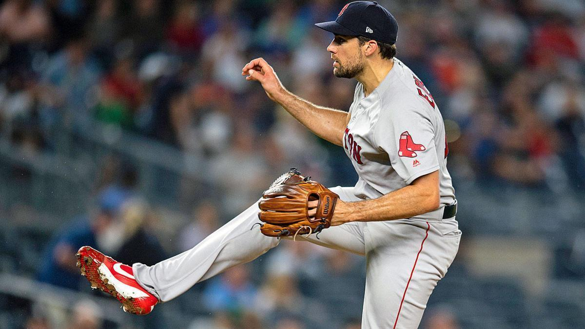 Nathan Eovaldi = closer now