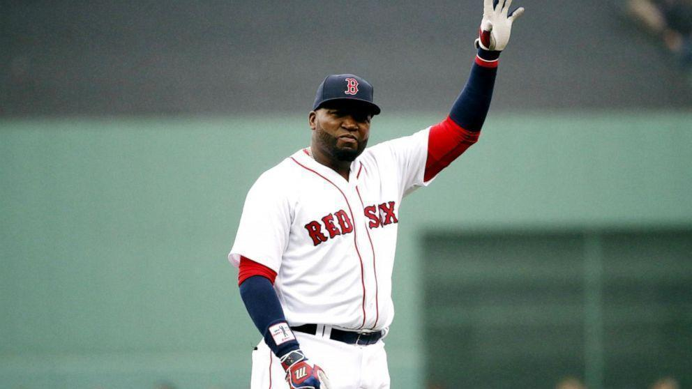 David Ortiz is a great man who saves lives