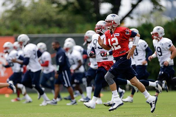 Patriots announce some training camp dates