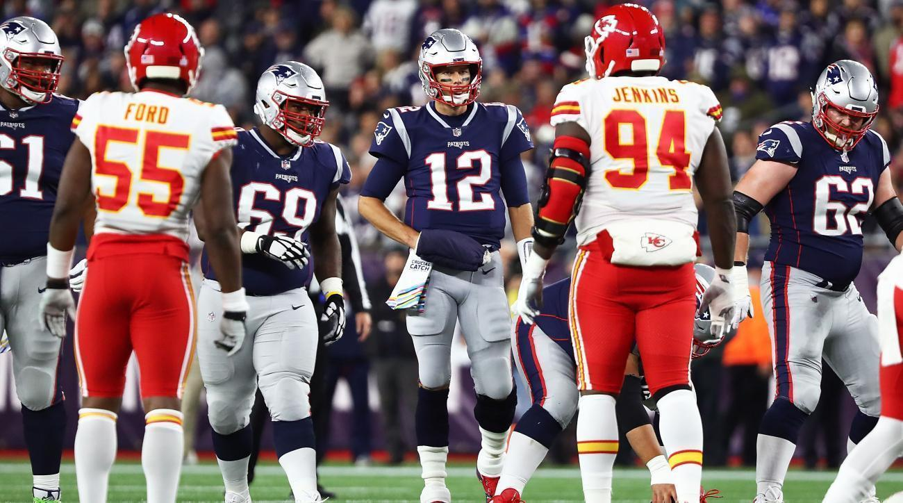 This is the game that matters for the Patriots