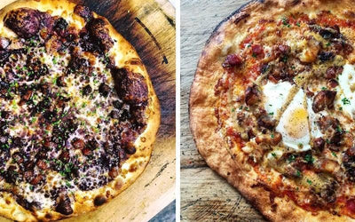 This Rustic NH Restaurant Serves The Most Unique Pizzas Ever!