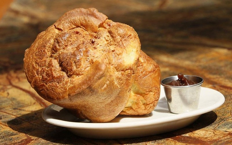 Try A Traditional New England Popover At This Amherst Hotspot