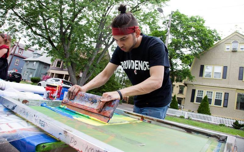 Crafts, Food, Music & World Records Expected At Providence Art Festival