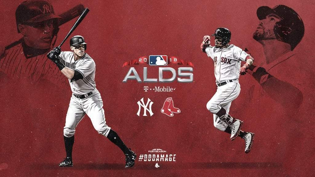 Red Sox-Yankees ALDS? Let's go!