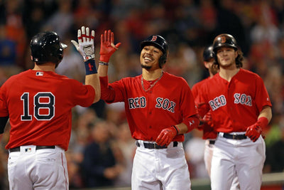 The Red Sox have good World Series odds
