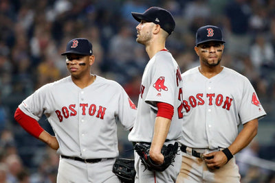 The Red Sox could still make the playoffs, you know