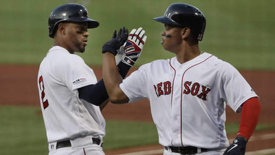 Best Red Sox game of the season? Yes