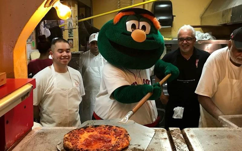 The Country's Top Rated Pizzeria Is Right Here In Boston