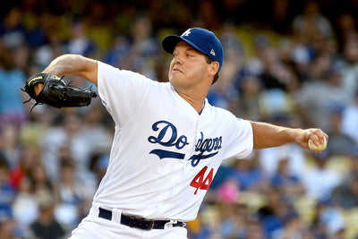 Red Sox considering Rich Hill... again