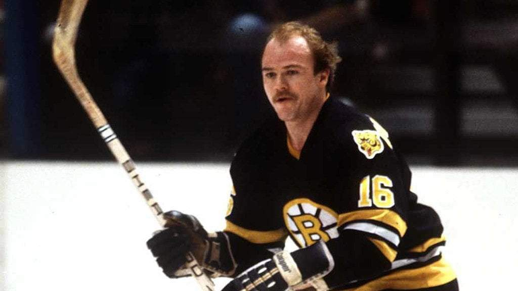 Rick Middleton to have his number retired by the Bruins