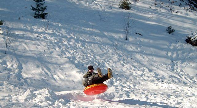 5 Fun-Filled Snow Tubing Parks In New England