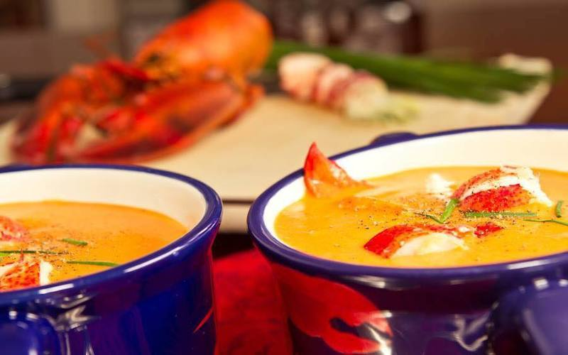 Warm Up With New England's Best Scratch-Made Soup In Newton