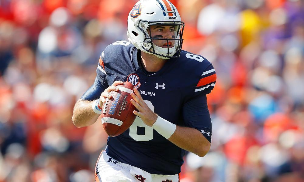 Jarrett Stidham is an intriguing QB draft pick