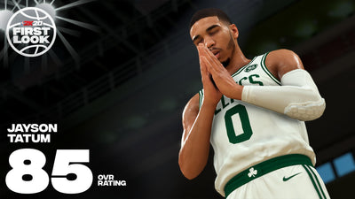 Jayson Tatum RIPS 2k for underrating him