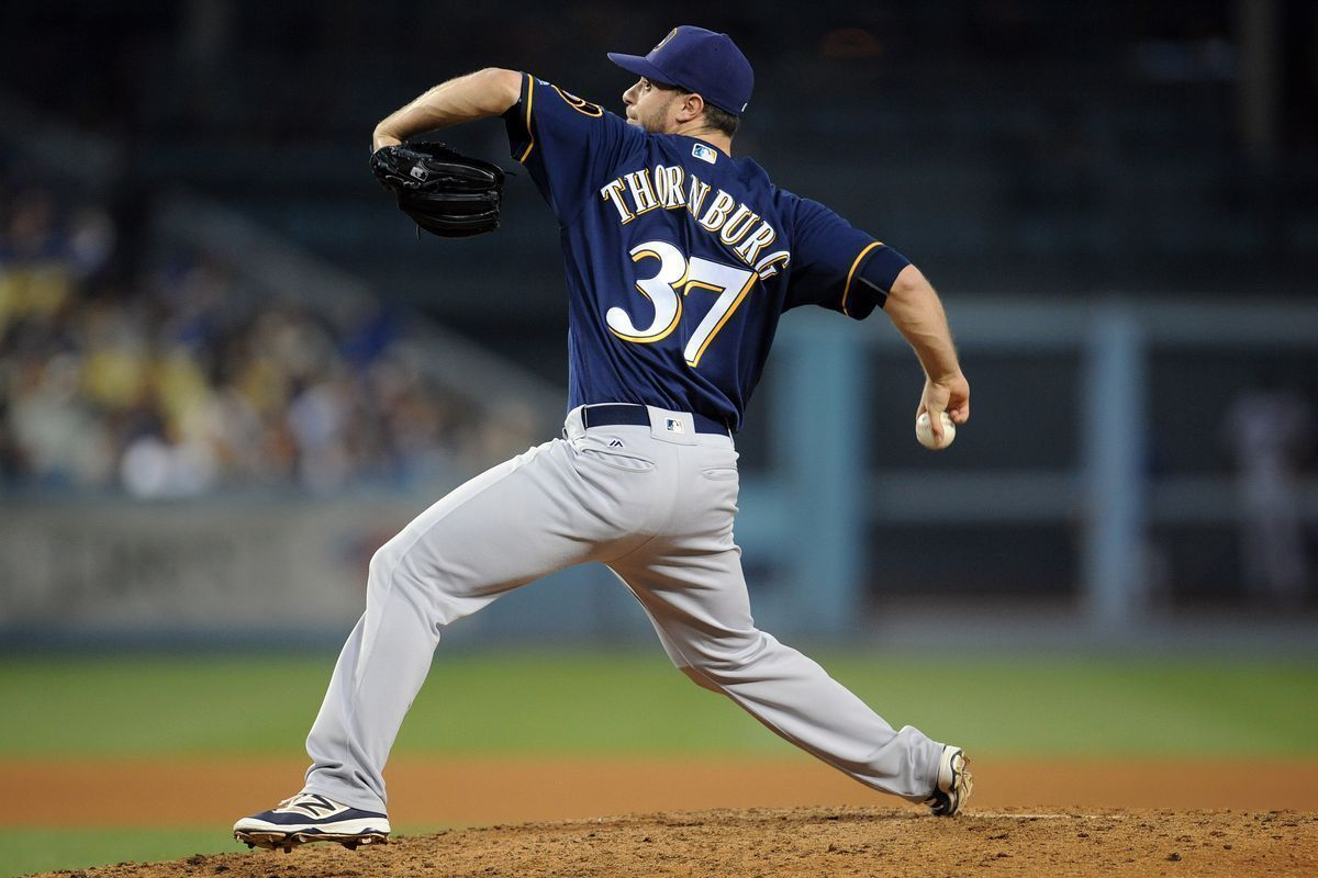 The Red Sox should do something about Tyler Thornburg