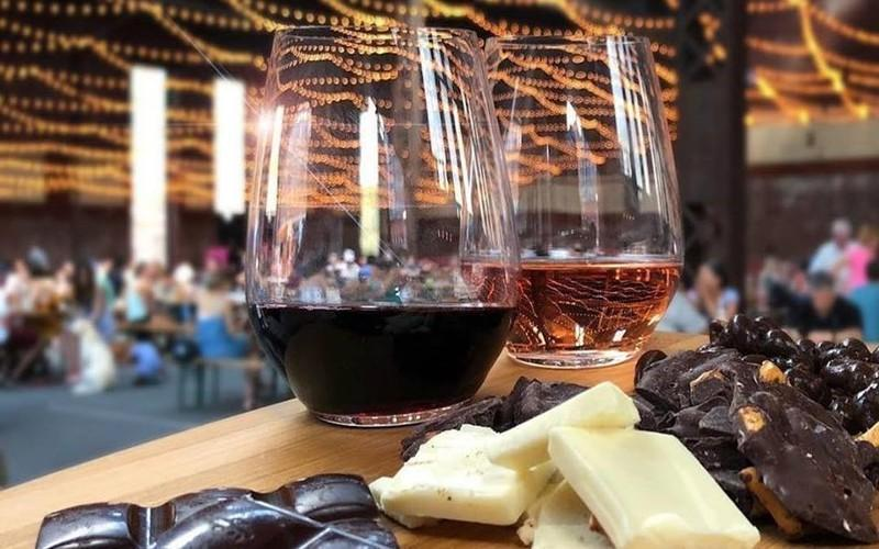 Skip The Freedom Trail & Check Out This Tipsy Chocolate Trail