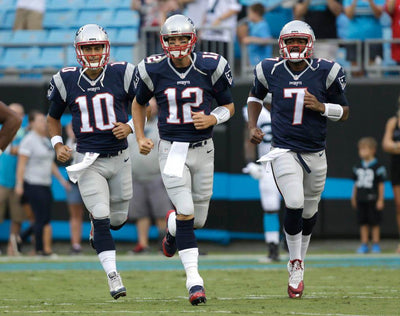 Each QB from the 2016 Patriots is a starter now