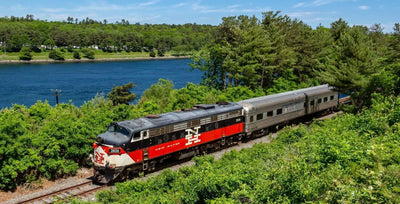 Enjoy Fall Foliage & More From Aboard This Cape Cod Train