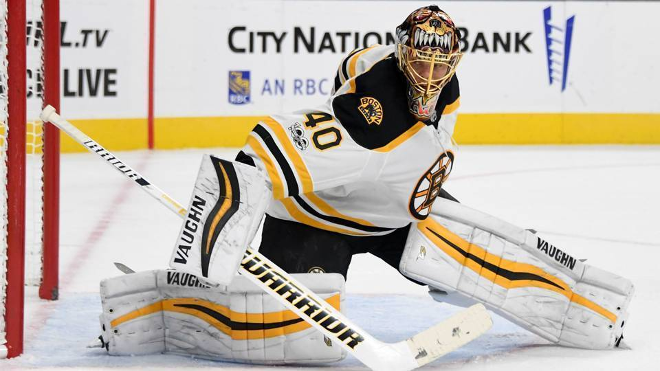 No, the Bruins should not trade Rask