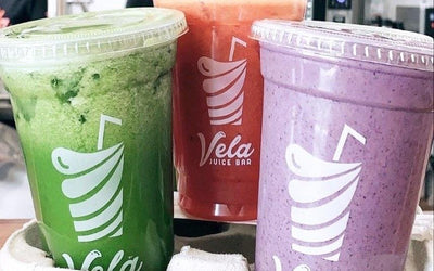 Keep Your Immune System Strong With Take-Out From Vela Juice Bar