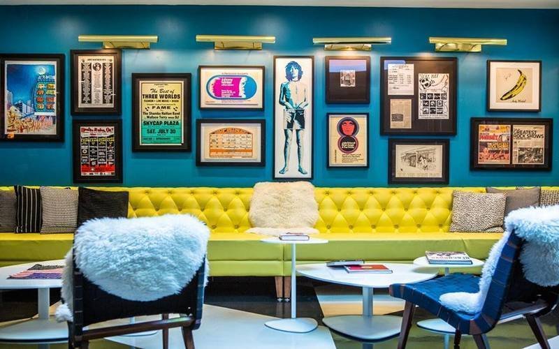 Immerse Yourself In Rock History At The Verb Hotel