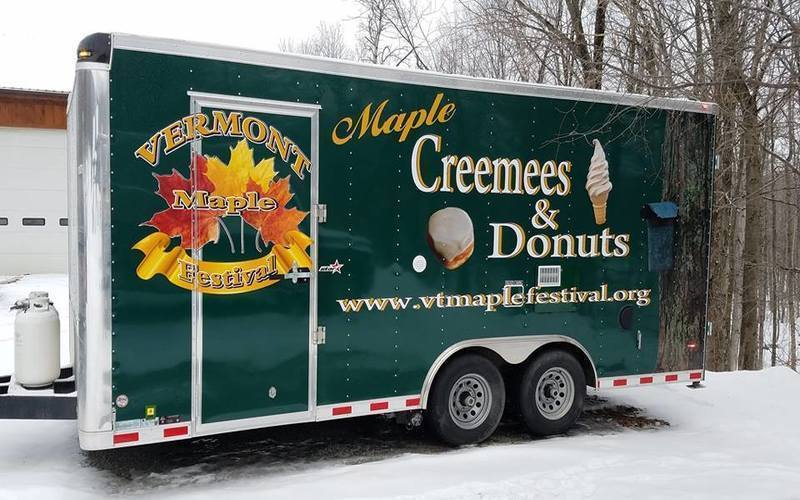 Experience A Delicious Sugar High At Vermont's Annual Maple Festival
