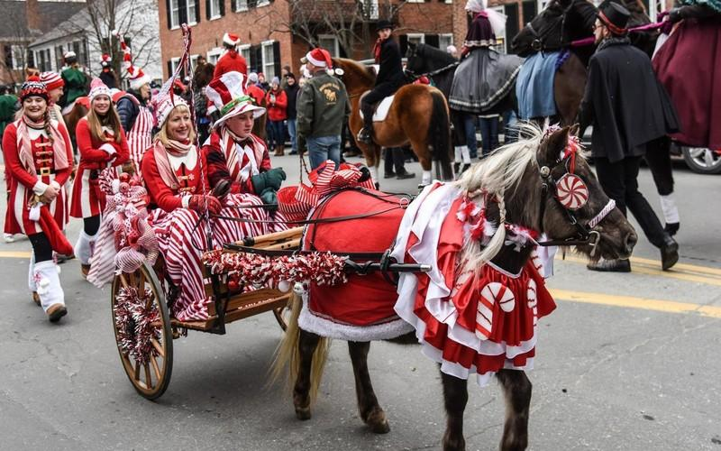 Vermont's Wassail Weekend Is A Magical Trip Into Christmas Past