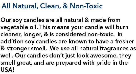 Soy Candle Description