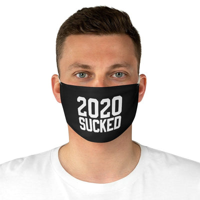 2020 Sucked Fabric Face Mask - Chowdaheadz