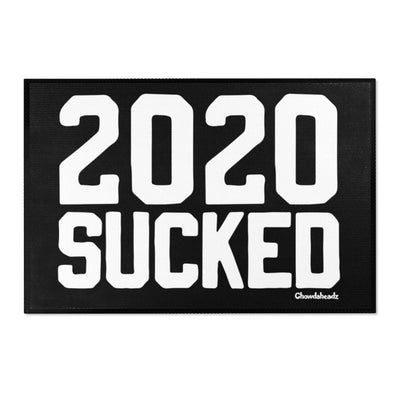 2020 SUCKED Area Rugs - Chowdaheadz