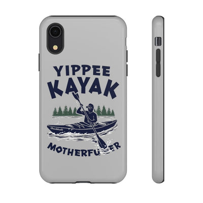 Yippee Kayak Tough Cell Phone Cases - Chowdaheadz