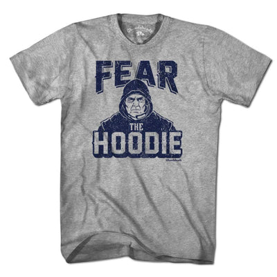 Fear The Hoodie T-Shirt - Chowdaheadz