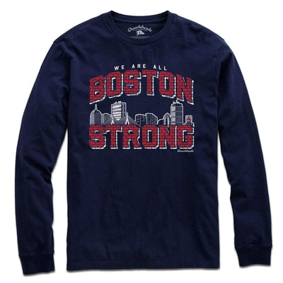 Boston Strong T-Shirt - Chowdaheadz