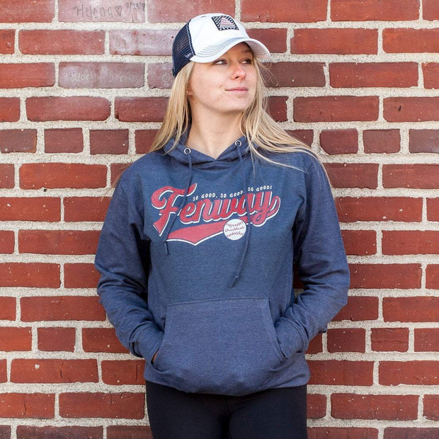So Good Fenway Tailsweep Lightweight Hoodie - Chowdaheadz