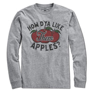 How D'ya Like Them Apples T-Shirt - Chowdaheadz