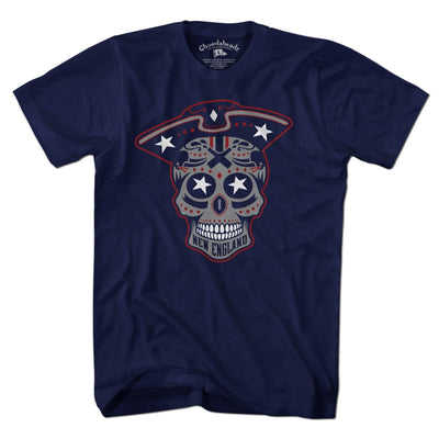 New England Dead Head T-Shirt - Chowdaheadz